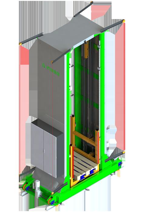 Automatic-storage-system